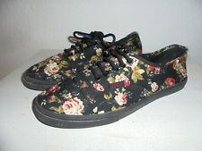 rare true vintage VANS sneaker Schuhe Blumenmuster M US 5.5 / EU 38 / women US 7
