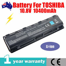 12Cell Laptop Battery for TOSHIBA PA5024U-1brs PA5025U-1brs L850 C850 P850 M800