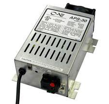 Cascade APS 30 Amp 400 Watts PRO GRADE Power Supply DUAL Volt   MARINE READY!