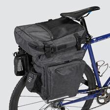 Detachable Bicycle Triple Panniers Shoulder Bag Bike Rear Rack Cargo Storage Bag