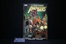 The New Avengers Vol. 2 TPB (Marvel) By Bendis & Immonen NM