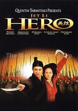 Hero - Ying Xiong   2002  Movie Posters Classic & Vintage Cinema