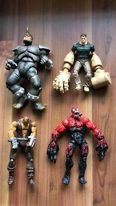 Figurensammlung Marvel Spider-Man / DC Batman / Power Rangers / Transformers / .