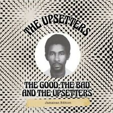 Good The Bad & The Upsetters: Jamaican Edition - Upsetters (2014, CD NEUF)