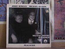 JIMMY ROWLES MICHAEL HASHIM, PEACOCKS - STASH LP ST227