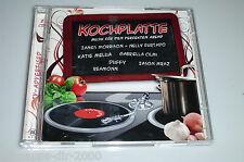 KOCHPLATTE 2 CD'S MIT REAMONN KATIE MELUA KATE NASH MAROON 5 AMY WINEHOUSE DUFFY