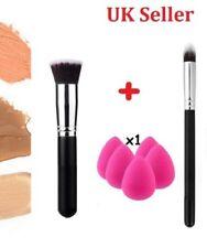 Angled Synthetic Fibre Make-Up Kabukis