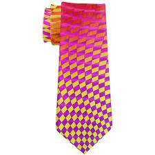 EDM Hypnotic Trance Rainbow Spiral All Over Neck Tie