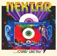 NEKTAR - SOUNDS LIKE THIS 2 CD NEU