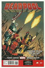 Deadpool  #17  RARE Good Bad Ugly  1st Print 2013 Marvel NOW Posehn Duggan NM
