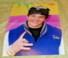 FINLAND MAGAZINE SYSTERI CENTERFOLD POSTER WITH AUSTIN MAHONE #2