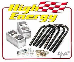 """High Energy Lowering Blocks 2"""" Holden HQ HJ HX HZ WB Ute Panel Van Aust Made"""