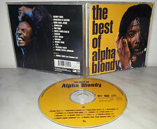 CD ALPHA BLONDY - THE BEST OF