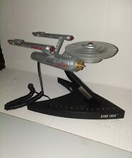 Vintage Telemania Star Trek Uss Enterprise Telephone Ncc-1701 Phone 1993