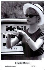 Beautiful Actress BRIGITTE BARDOT 72/566 Swiftsure 2000 Postcard GREAT QUALITY