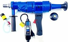 wet hand held core drill 2 speed with overload protection