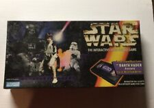 Star Wars Interactive Video Board Game Vhs Darth Vader Footage Never Seen Sealed