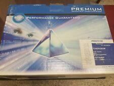 Compatible 2 Pack 52113701 B6100 Black Toner Cartridge For Oki 6100 6200 6300