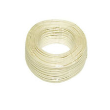 Eagle Telephone Cable 500' FT Round Bulk Phone Wire Solid 4 Conductor 24 Gauge