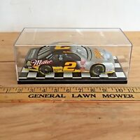1996 Rusty Wallace Miller  - Nascar 1/24 Diecast  Precision Model Crafters