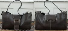 Original TOD'S brown leather Handbag/Handtasche