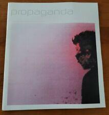 U2 Propaganda Magazine Winter 2000 Issue 2 Volume 2