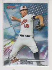 2018 Topps Bowman's Best #TP-21 Grayson Rodriguez Miami Marlins Top Prospects