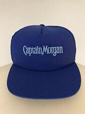 Vintage Captain Morgan Hat 90s Alcohol