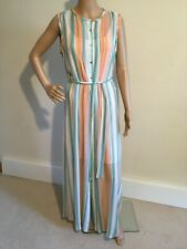 Ted Baker Canpar maxi dress size 2 NWT