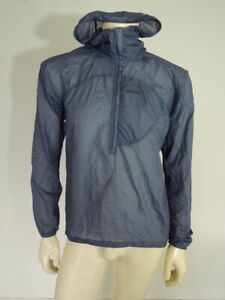 Patagonia Vintage DRAGONFLY PULLOVER Windshirt Pullover Houdini 24020 Size SMALL