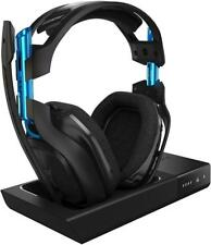 ASTRO Gaming A50 Wireless Dolby Headset - Black/Blue PlayStation 4 + PC