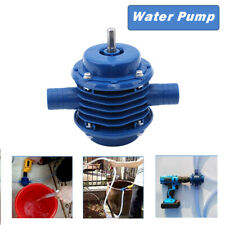 New Portable Household Small Pump Self-priming Hand Drill Water Pumps For X7Z2
