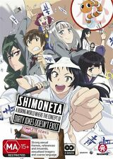 Shimoneta: A Boring World Where the Concept of Dirty Jokes Doesn't NEW R4 DVD