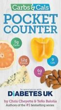 Carbs & Cals Pocket Counter - Paperback - In Stock - NEW