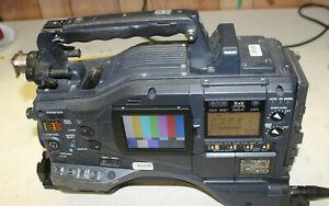 Panasonic AJ-HPX3000G P2HD 1080 DVCPROHD Camcorder