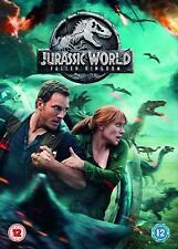 Jurassic World Fallen Kingdom DVD 2018 UK Region 2