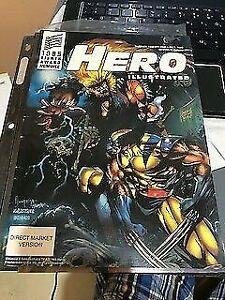 HERO Illustrated Wolverine and Sabertooth (comics)