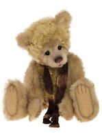 CHARLIE BEAR ISABELLE LEE MOHAIR 2017 COLLECTION - BUTTY - JUST TOO CUTE