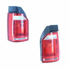 Volkswagen Transporter T6 Van 7/2015-> Non Led Tailgate Rear Lights Lamps 1 Pair