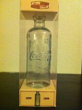 New Coca Cola Replica Bottles 1899 1900 1915