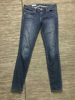AG Adriano Goldschmied The Legging Super Skinny Jeans Women's Size 27R Blue