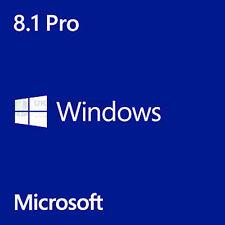 Microsoft Windows 8.1 Professional 32-bit - DVD OEM