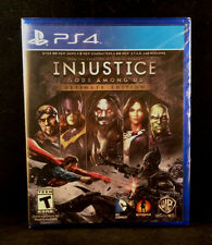 Injustice: Gods Among Us Ultimate Edition  (Sony Playstation 4, 2013) BRAND NEW