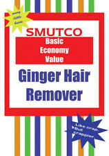 Smutco Ginger Hair Remover ~ Rude Greetings Card / Novelty Gift