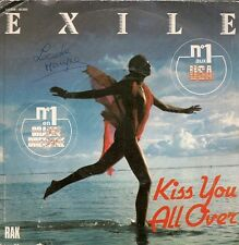 """45 TOURS / 7"""" SINGLE--EXILE--KISS YOU ALL OVER / THERE'S BEEN A CHANGE--1978"""