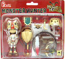 Pinky Street Pinky:st P:chara PC2020 Monster Hunter Bone Figure Set Anime Japan