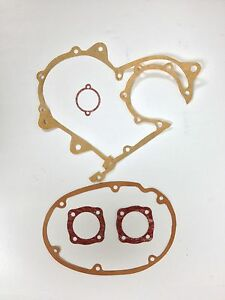Engine Gasket Set for Alpino 48 50 Model F Scooter Motorcycle New #283