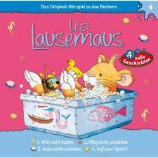 Leo Lausemaus 04 Will nicht baden (1 CD)