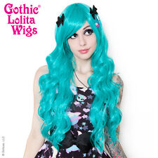 Gothic Lolita Wigs® Classic Wavy Lolita Collection™ - Teal