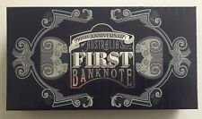2013 100th Anv of Australia's First Banknote 1oz Silver Proof Coin and Stamp Set